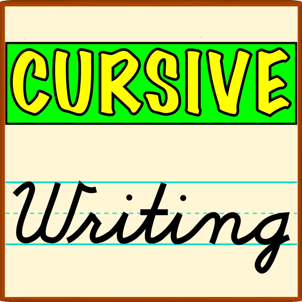 Cursive Writing-