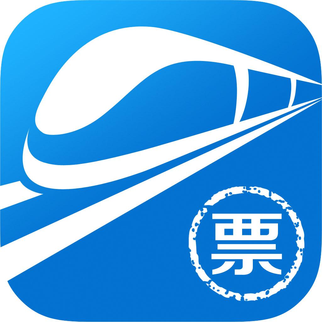 火车矢量图logo