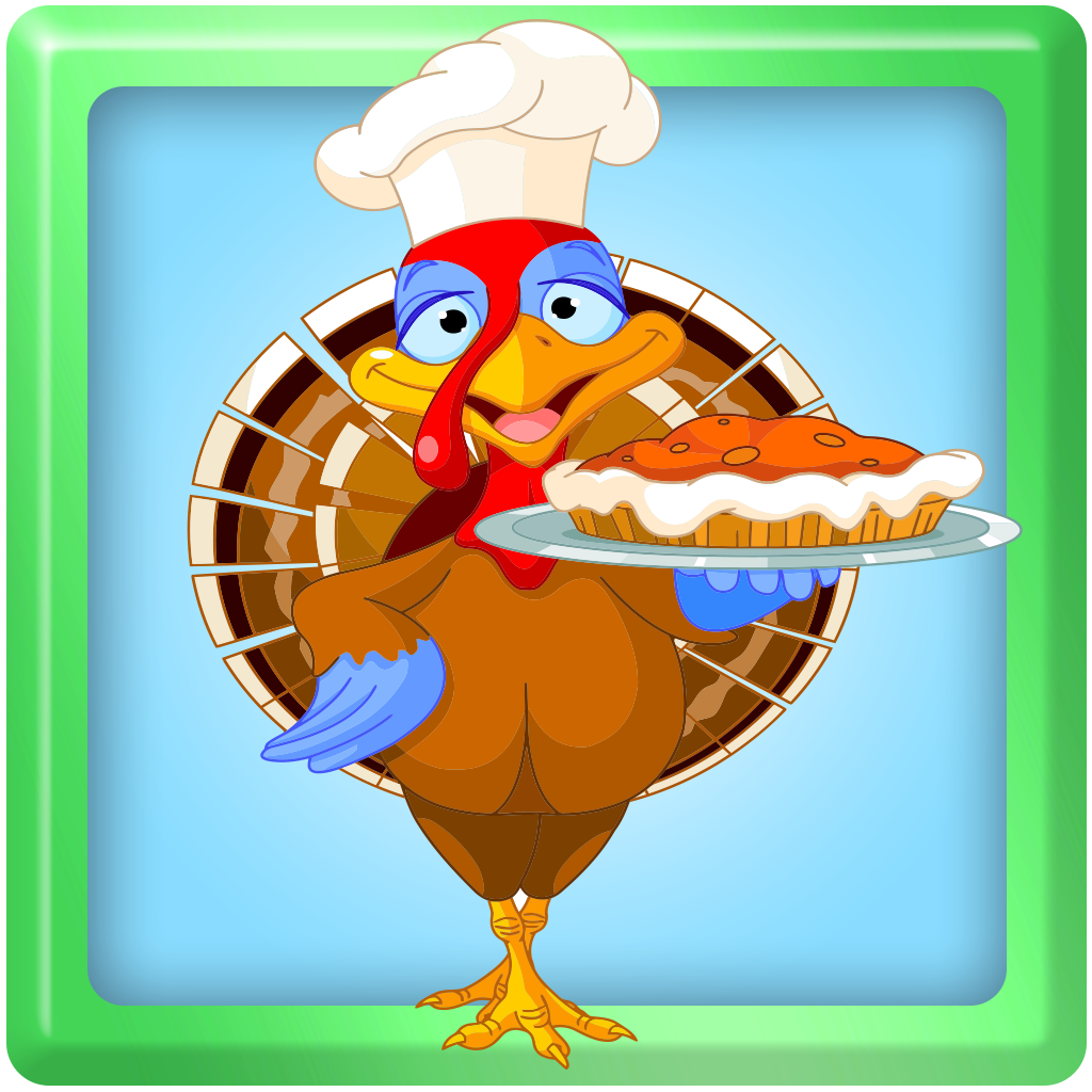 A Thanks Giving Day - Happy Turkey Puzzle Game